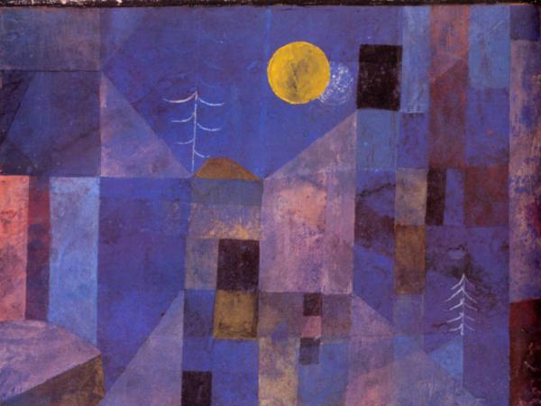 Klee - Moonshine - 1919